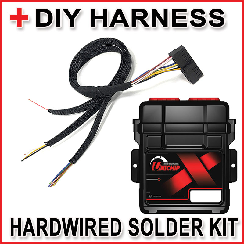DiY Hardwired Solder In Kit